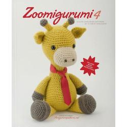 Zoomigurumi 4, 15 søde dyr - 8 -40 cm, engelsk