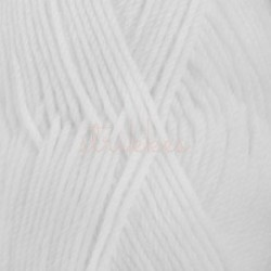 Drops Karisma UNI farve 19 hvid