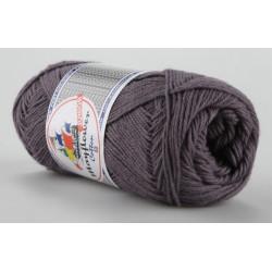 Mayflower Cotton 8 junior farve 1441 støvet lilla