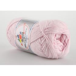 Mayflower Cotton 8 junior farve 1488 sart lyserød