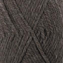 Drops Alaska MIX farve 50 mørkebrun meleret