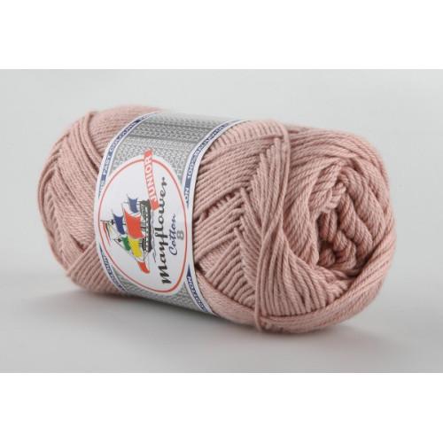 Mayflower Cotton 8 farve 1489 gammelrosa