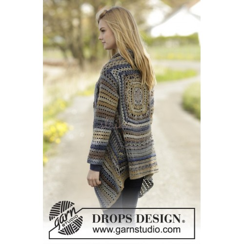 Autumn Delight by DROPS Design S-XXXL DROPS DELIGHT