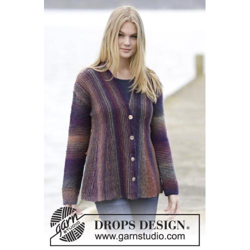 Magic Autumn by DROPS Design S-XXXL DROPS DELIGHT