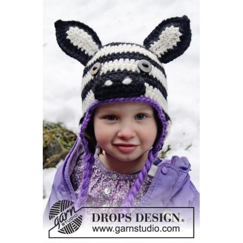 Pembe by DROPS Design 1-8 år DROPS ESKIMO