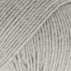 Drops Cotton Merino UNI farve 20 lys grå