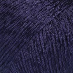 Drops Cotton Viscose UNI farve 25 mørk lilla