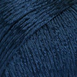 Drops Cotton Viscose UNI farve 13 marineblå