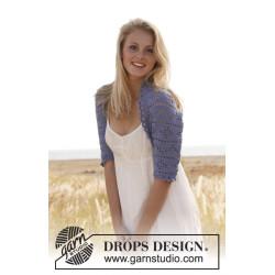 Caroline by DROPS Design S-XXXL DROPS BABYALPACA SILK