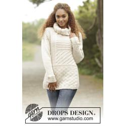 Blanchard by DROPS Design S-XXXL DROPS NEPAL
